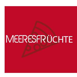 Pizza Meeresfrüchte