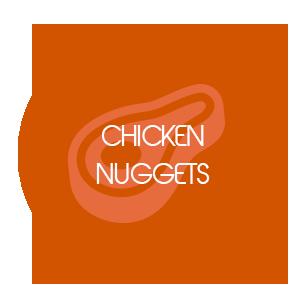Chicken Nuggets ( 6 Stück )