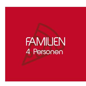 Pizza Familien (circa 4 Personen) 50 CM